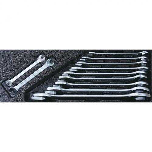 B2B Partner Schraubenschlüssel-set, 11 stk.