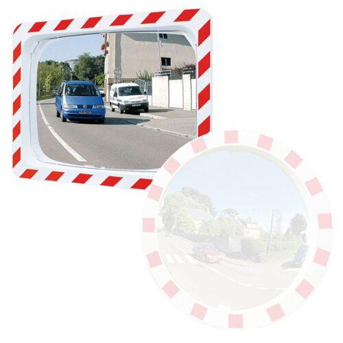B2B Partner Verkehrsspiegel bruchsicher, rechteckig