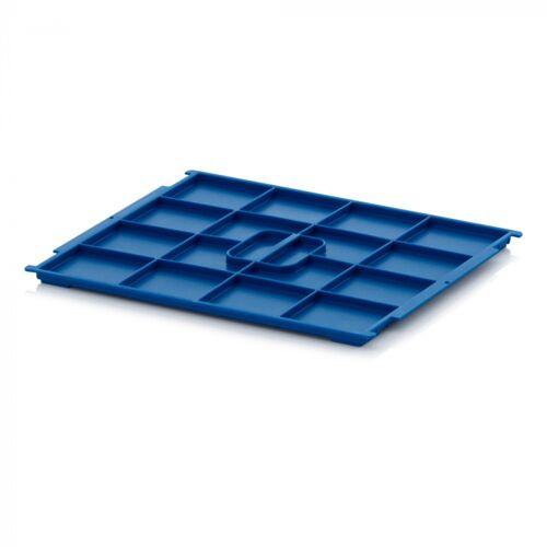 AUER Deckel für klt behälter, 400 x 300 mm