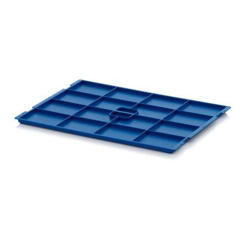 AUER Deckel für klt behälter, 600 x 400 mm