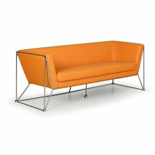 B2B Partner Sofagarnitur net, orange