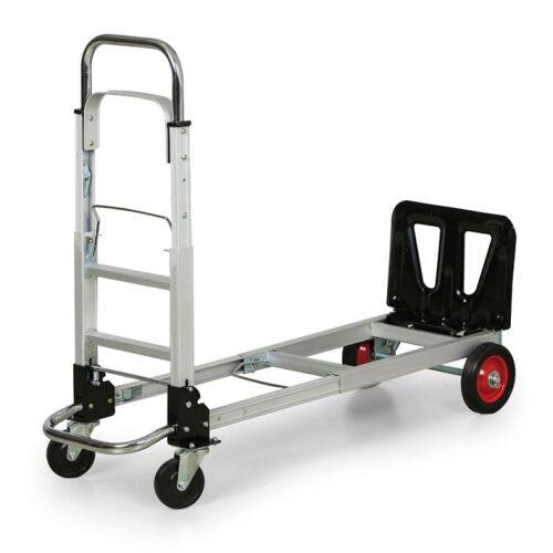 B2B Partner Sackkarre, klappbar, multifunktional, 150 kg