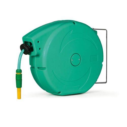 B2B Partner Schlauchbox selbstaufwickelnd, wasserschlauch 20 m + 1,2 m