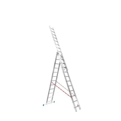 B2B Partner Dreiteilige leiter 3 x 12 (7,43 m)