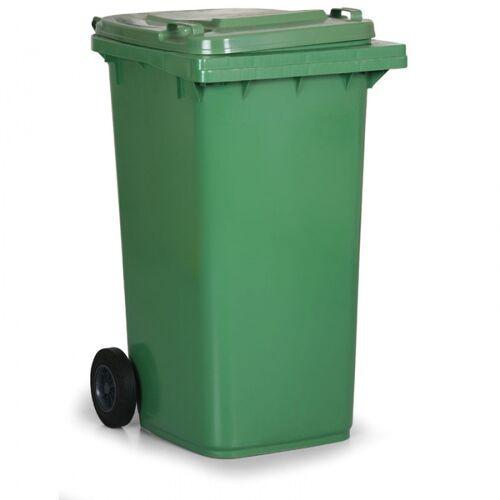 B2B Partner Kunststoff-mülltonne 240 liter, grün