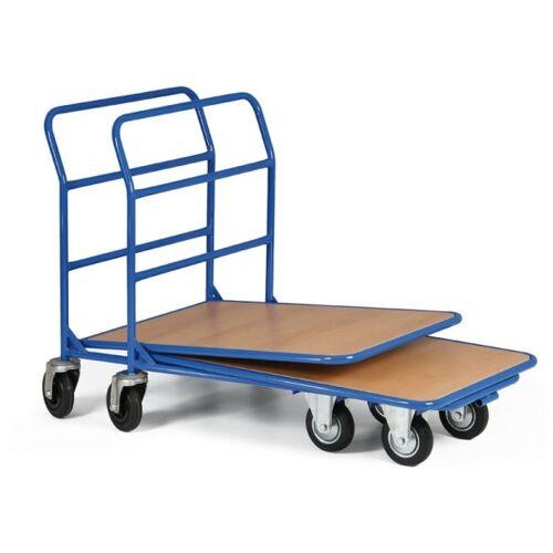 B2B Partner Stapelbarer plattenwagen