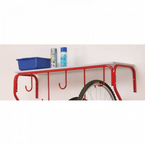 B2B Partner Regal zum fahrradträger