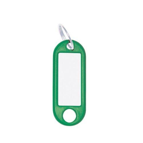 WEDO Schlüsselaufhängungen, grün