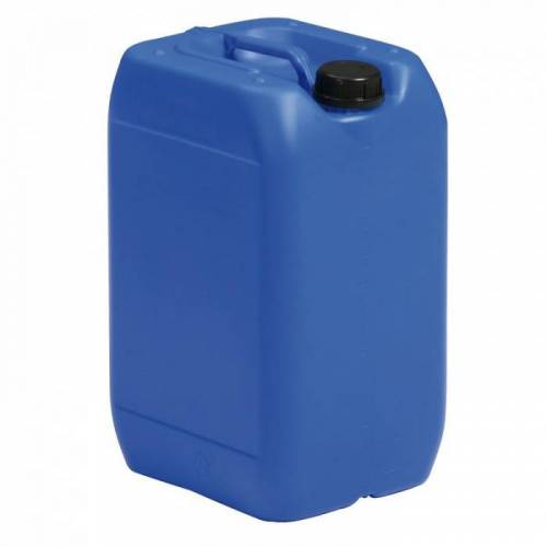 B2B Partner Kunstoffkanister mit un-homologation - 25 l, blau