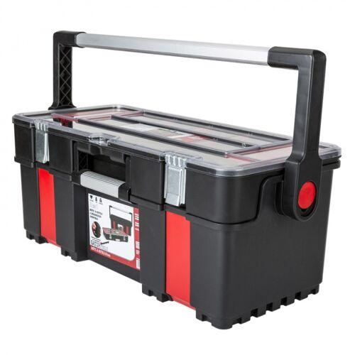 B2B Partner Werkzeugkoffer aus kunststoff mit organizer