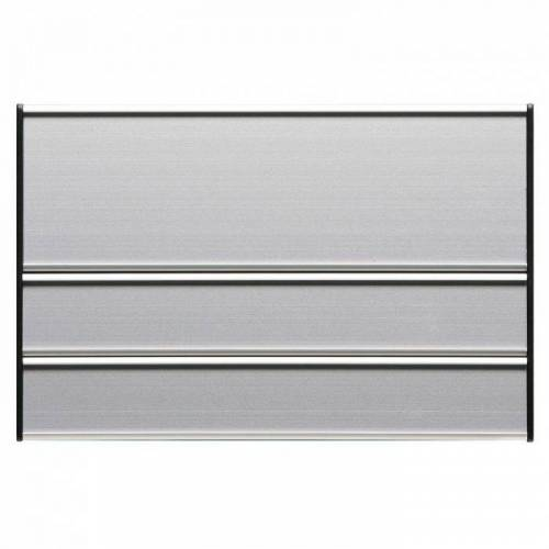 B2B Partner Türtafeln für namensschilder aus papier, 187 x 125 mm