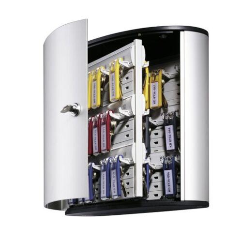 DURABLE Alu-schlüsselschrank key box 36 schlüssel