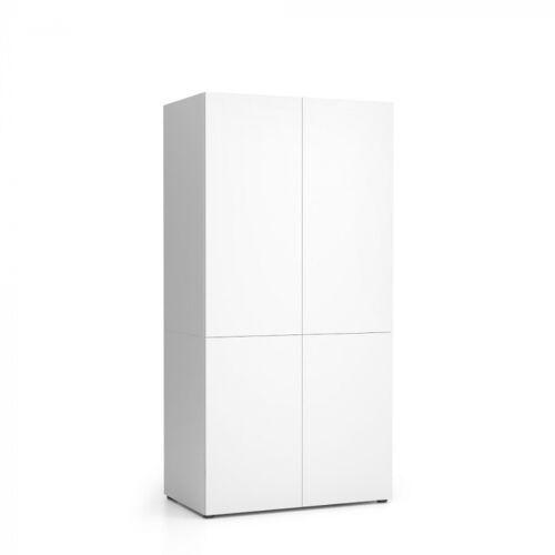 PLAN Küchenschrank nika 1000 x 600 x 2000 mm, weiß