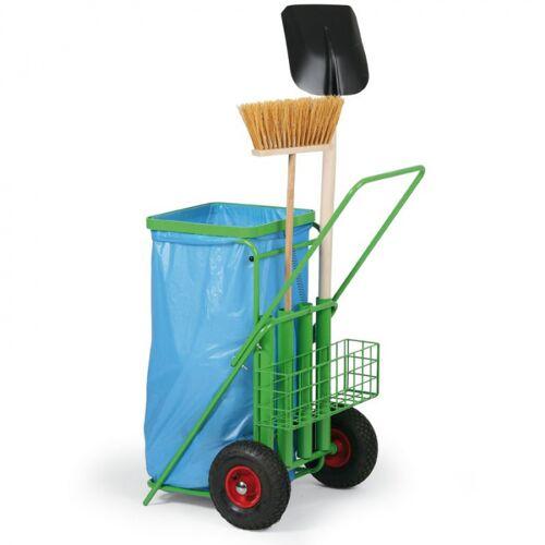 B2B Partner Reinigungswagen für außenbereiche