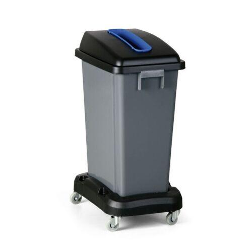 B2B Partner Mülleimer für mülltrennung, 60 l