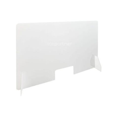 B2B Partner Plexiglas schutzscheibe, 1000 x 750 mm