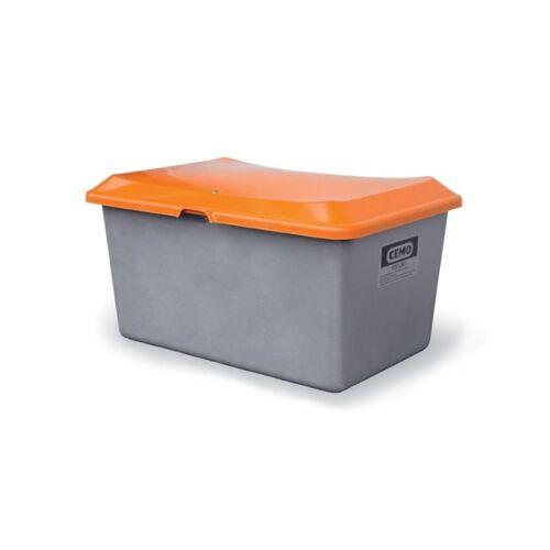 B2B Partner Behälter für streumaterial aus glaslaminat, 200 liter, ohne öffnung
