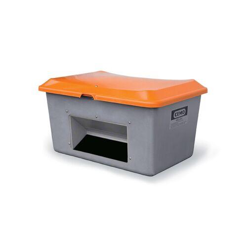 B2B Partner Behälter für streumaterial aus glaslaminat, 400 liter, mit öffnung
