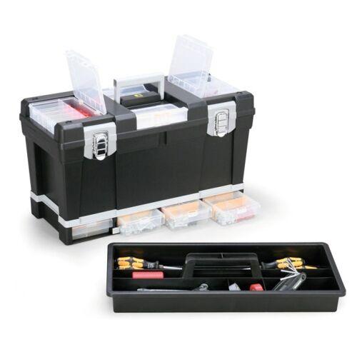 Allit Werkzeugkoffer mit organizer-system mcplus depot s 23