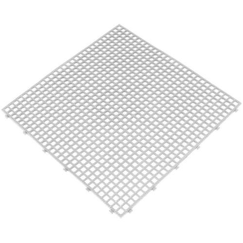 Artplast Fliesen für feuchte umgebungen, 6 stk., 400x400 mm, weiß
