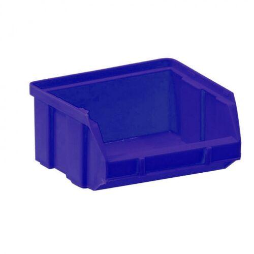 Artplast Kunststoffboxen, 100 x 95 x 50 mm, blau