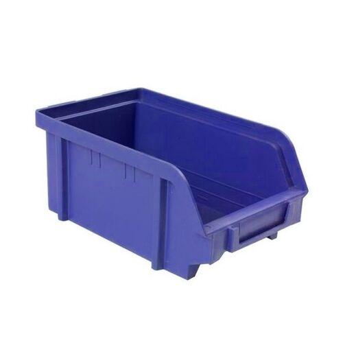 Artplast Kunststoffboxen, 103 x 166 x 73 mm, blau