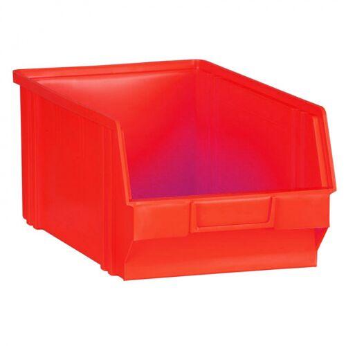 Artplast Kunststoffboxen, 305 x 480 x 177 mm, rot