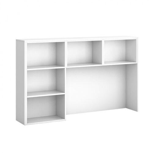 PLAN Schrank zum tisch s05 segment, links, weiß