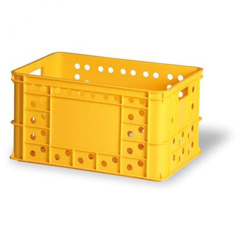 B2B Partner Kunststofftransportbehälter für gebäck, typ v 324-30, 600 x 400 x 324