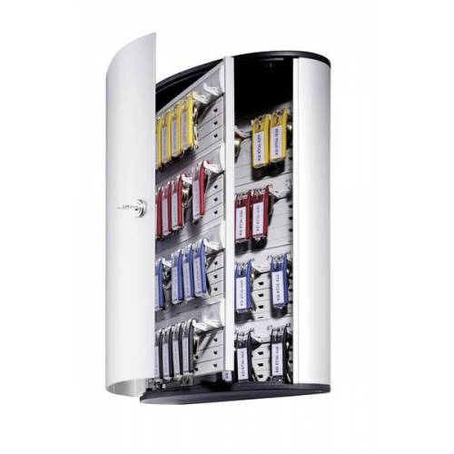 DURABLE Alu-schlüsselschrank key box 48 schlüssel