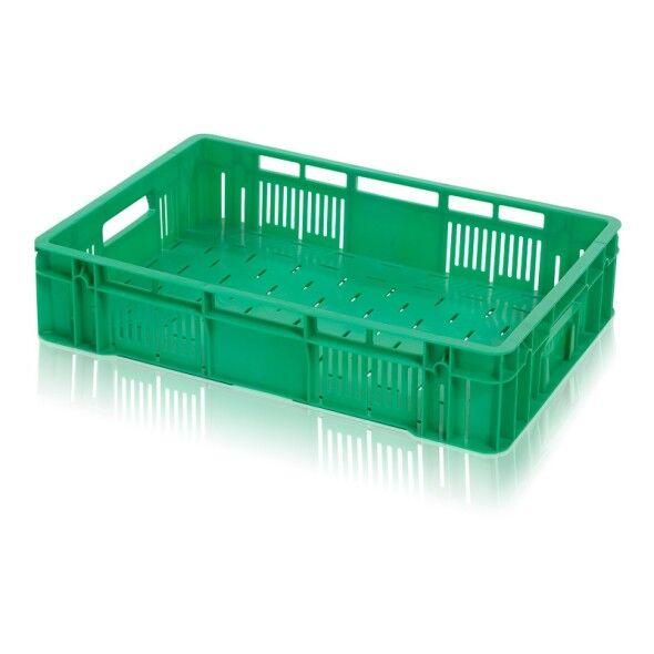 B2B Partner Kunststofftransportbehälter für obst und gemüse 600 x 400 x 130 mm