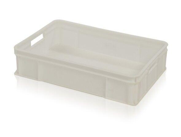 B2B Partner Kunststoff-transportbehälter für delikatessen 600 x 400 x 145 mm
