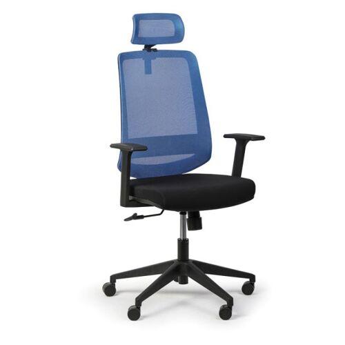 B2B Partner Bürostuhl rich, blau