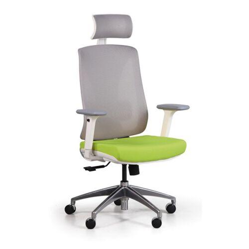 B2B Partner Bürostuhl mit netzrückenlehne envy, grün