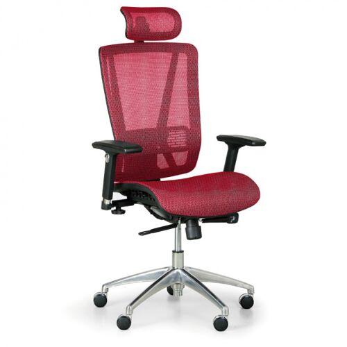 B2B Partner Bürostuhl lester m, rot