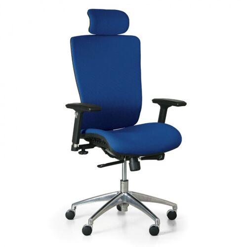 B2B Partner Bürostuhl lester f, blau