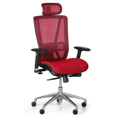 B2B Partner Bürostuhl lester mf, rot