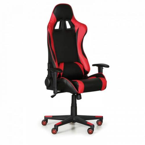 B2B Partner Gamer-sessel für pc, rot