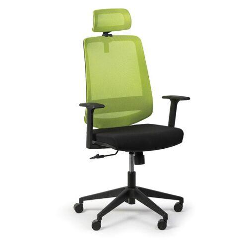 B2B Partner Bürostuhl rich, grün