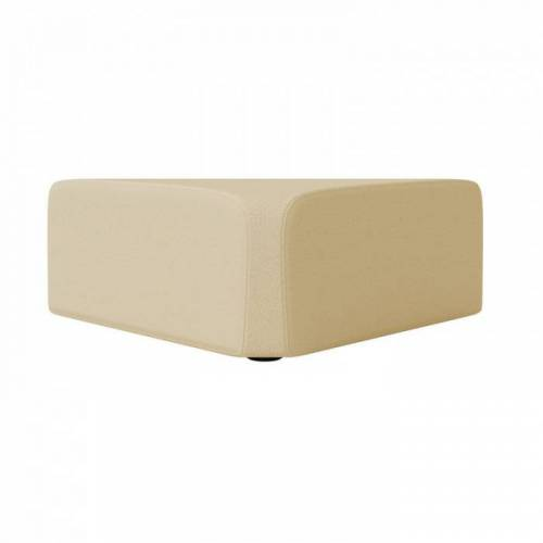 B2B Partner Dreiecksegment 90° rubico, beige