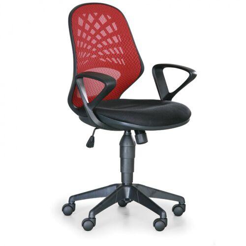 B2B Partner Bürostuhl fler, rot