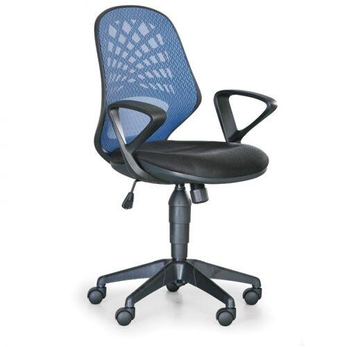 B2B Partner Bürostuhl fler, blau