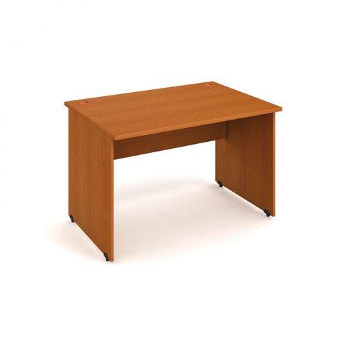 B2B Partner Schreibtisch uni 1200 x 800 mm, buche