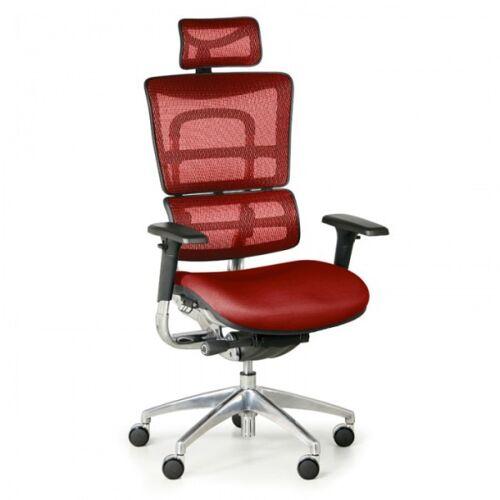 B2B Partner Multifunktions-bürostuhl winston sab, rot