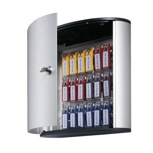DURABLE Alu-schlüsselschrank key box 18 schlüssel