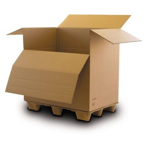 B2B Partner Box mit kippbarer stirnseite