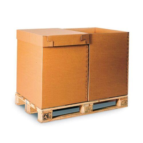 B2B Partner Klappbarer deckel für eurobox 800 x 600 mm