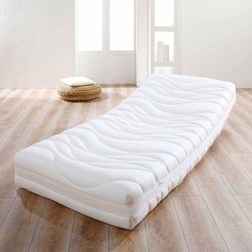 Allergiker Matratze mit Komfortschaum 7 Zonen