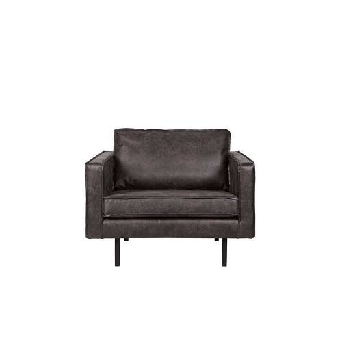 Loungesessel in Schwarz modern