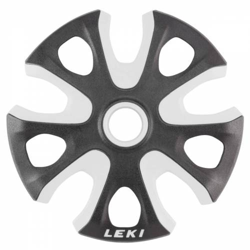 Leki Big Mountain Teller 2K 95 mm black/white (Paar)